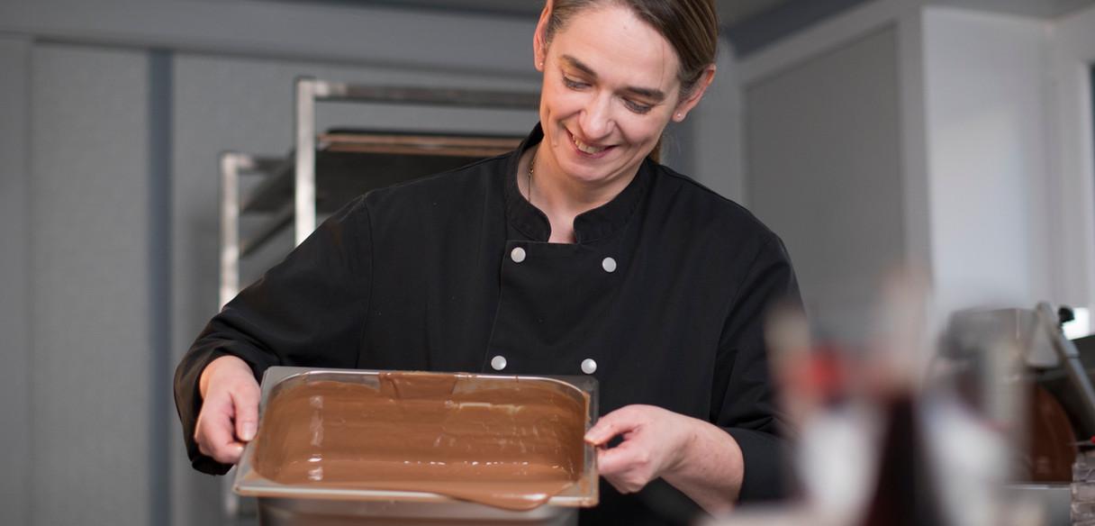 Ann en Joost : A-chocola!