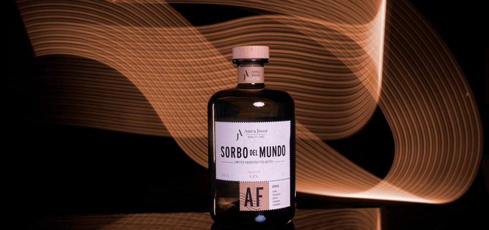 Sorbo del Mundo Africa gin