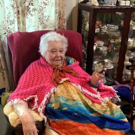 Shirley turns 90!