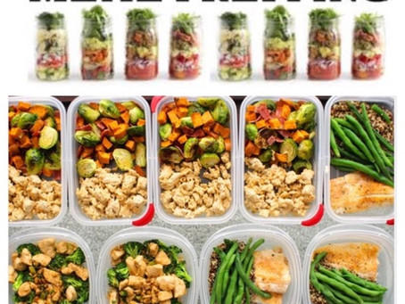 Meal Prep Made Easy :)