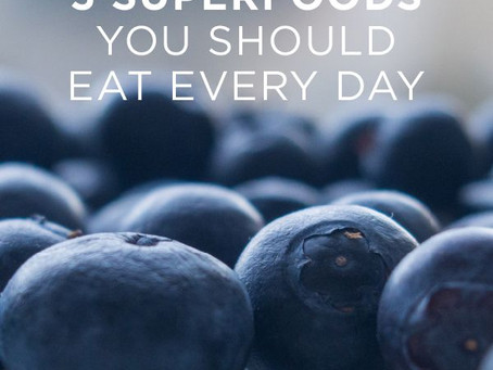 5 Foods You Didn't Know Were Superfoods