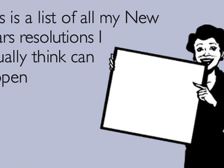 7 Simple Resolutions You Can Keep