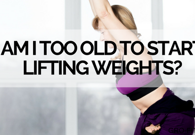 Am I Too Old to Start Lifting Weights?
