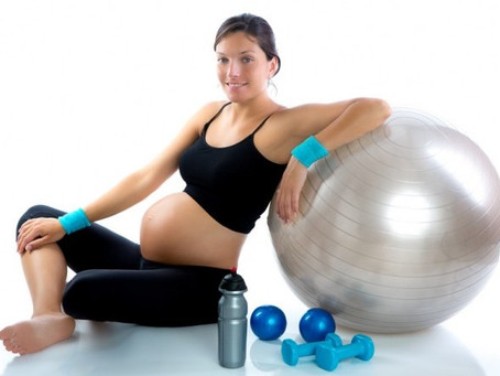 How To Get Your Body Back After The Baby