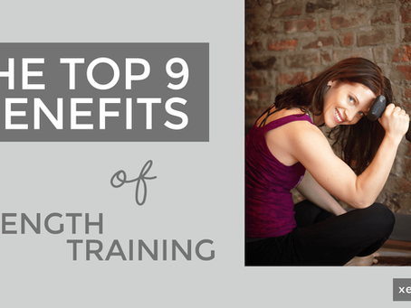 9 Benefits of Strength Training