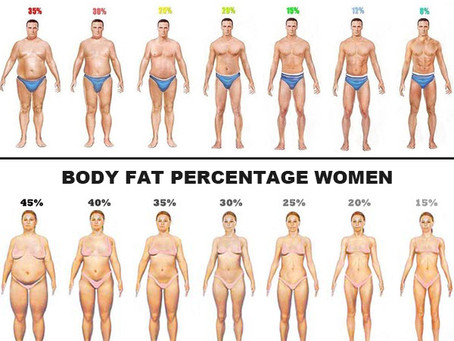 What Does Your Body Fat Percentage Say About Your Health?