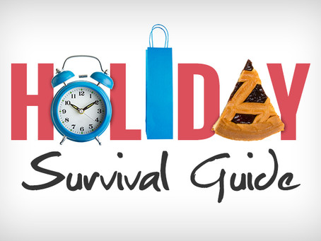 Your 12 Week Holiday Survival Strategy