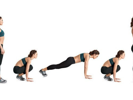 What Is A Burpee?