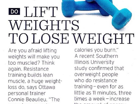 How Does Strength Training Help You Lose More Fat?