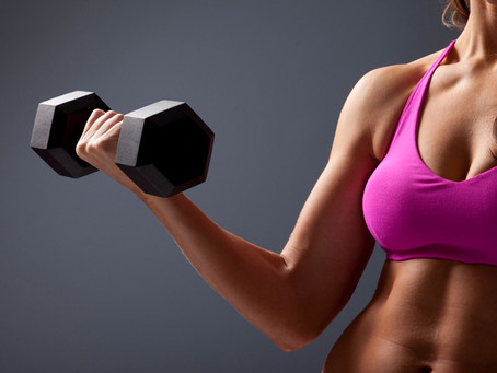 How To Melt Away The Fat By Lifting Weights