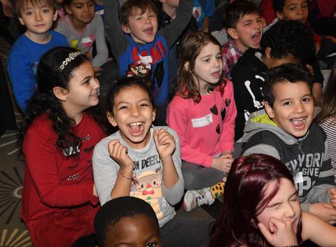 Un Noël magique pour 700 enfants démunis cette année