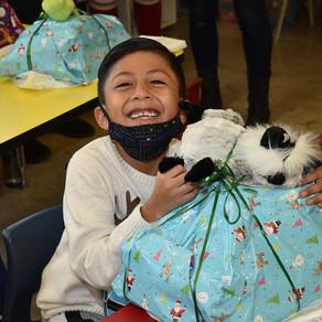 Un joyeux Noël pour les enfants de milieux à faible revenu de Québec