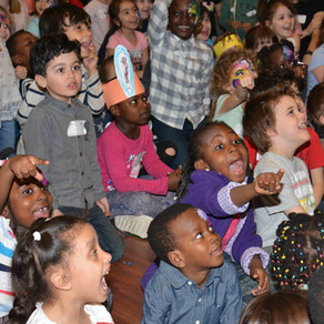 2018 Edition – Easter Parties for More Than 700 Children