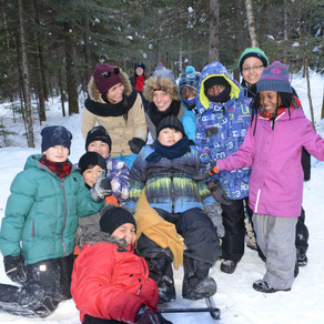 2015 Edition – The Snow Camps as if You Were There!