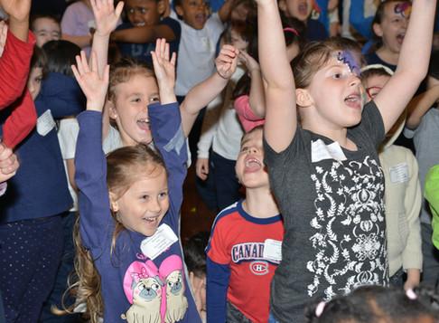 Une fête de Pâques magique pour 700 enfants