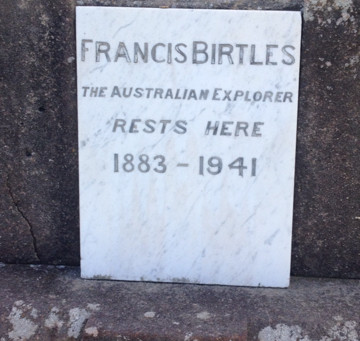The first man to drive from London to Melbourne