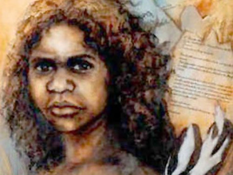 Aboriginal woman claims and receives her own land
