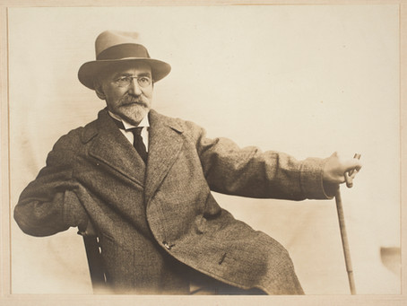 He established Bushman's Bible and portraiture prize