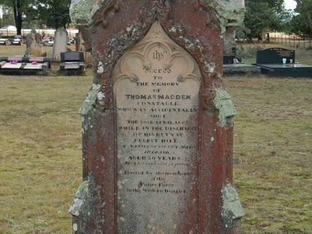 Fatal Pulpit Hill convict breakout