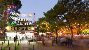 Recycled water underpins Garden of Unearthly Delights festival in Adelaide