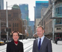 City of Sydney signs MOU with Sydney Water