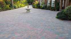 Driveway Completed.