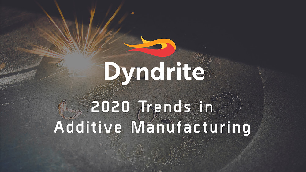 predictions in additive for 2020