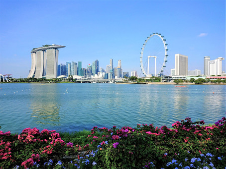 Singapore - A Great Place to Do Business
