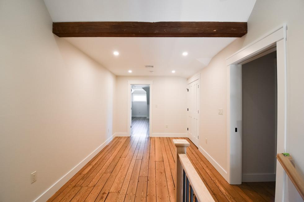 REFINISHED BARN FLOORS