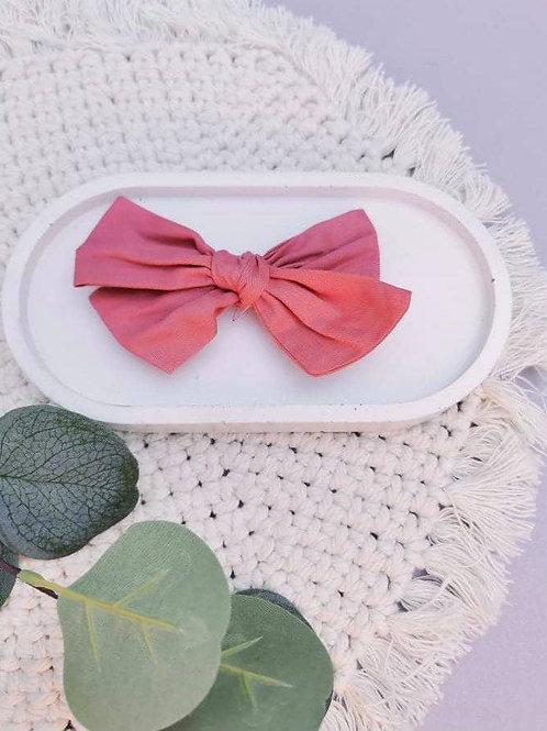 Dusty Pink || XL Chloe Bow