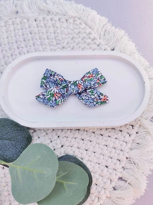 Painted Floral || Chloe Bow