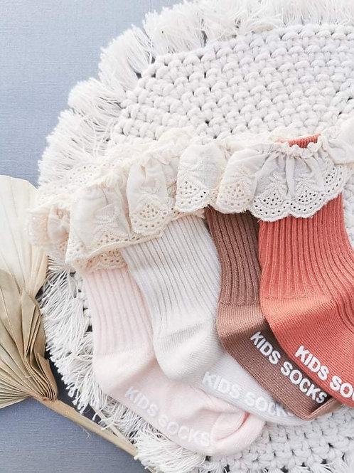 Frill Socks    Select Colour    Select Size