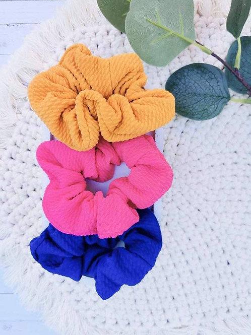 Scrunchies || Select Colour