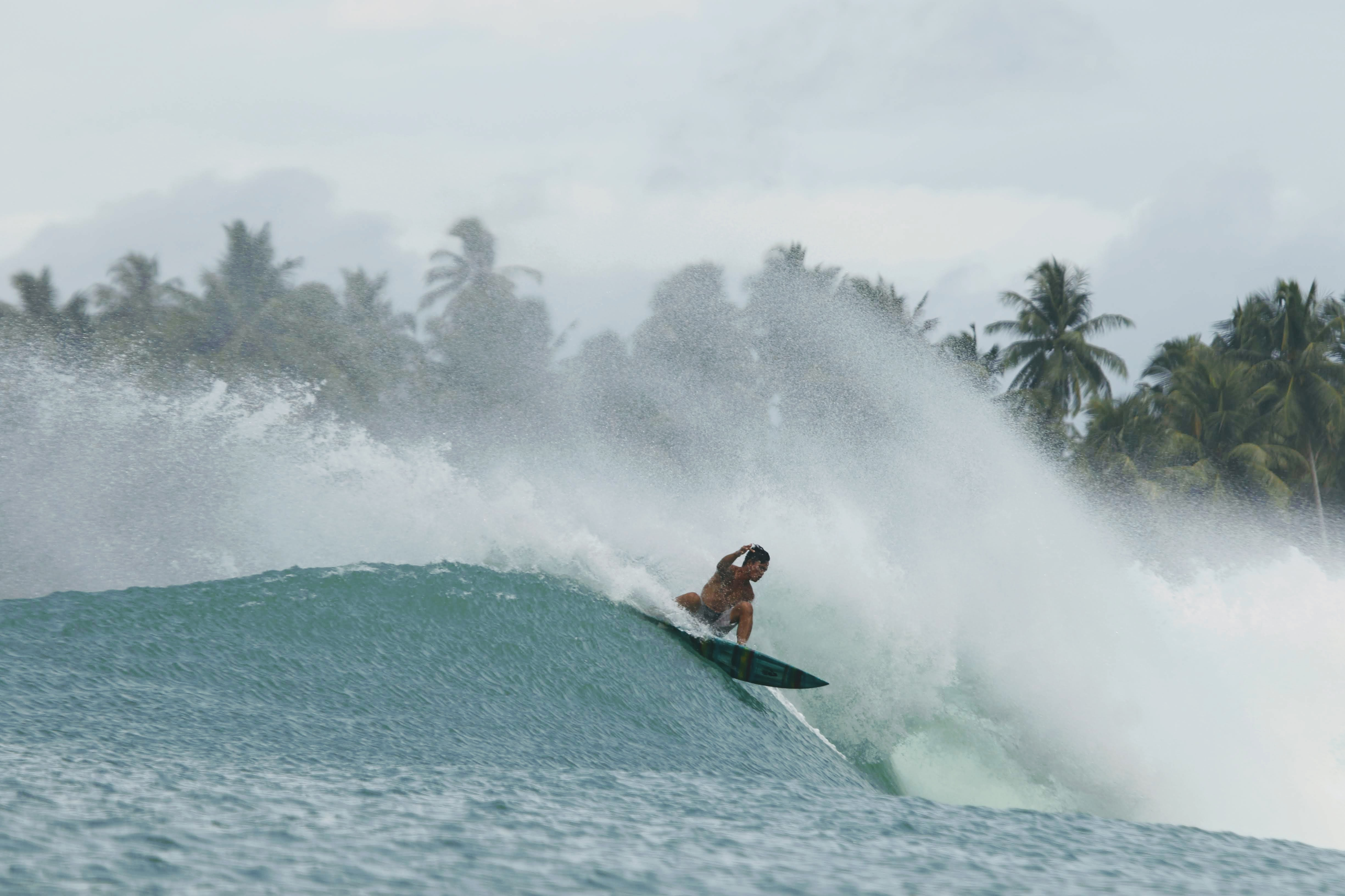 Activities: Surfing Nias 2