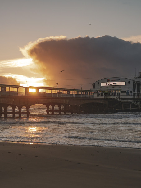 """""""Hold On"""": Bournemouth, Christchurch & Poole Tourism launches new lockdown campaign."""