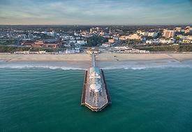 Bournemouth Pier and Bournemouth Beach