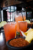 Margaritas at Pittsburgh Mexican Restaurant Steel Cactus