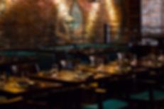Dining Area in the Buddha Room - Downtown Pittsburgh Restaurant