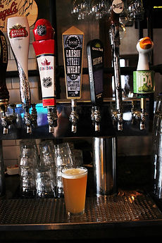 Large Beer Selection at Local Bar and Kitchen in the Southside of Pittsburgh