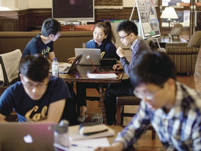 Overseas Students Pour Into Some American Campuses, but Other Colleges Haven't Kept Up With the Grow