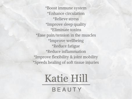 The Health Benefits of Massage
