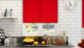 Kitchen roller beautiful blind