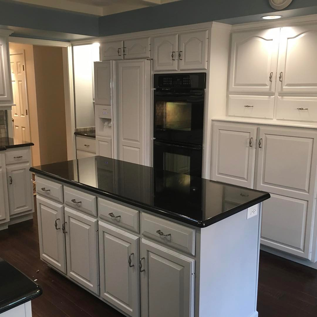 Kitchen Cabinets Indianapolis: Finish Alternatives