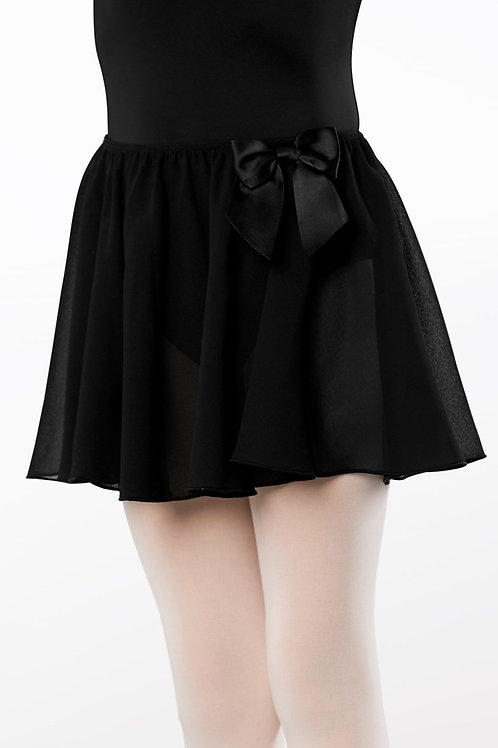 KIDS SKIRT WITH BOW