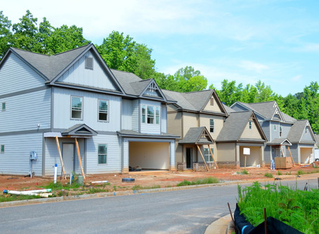 Is it time to panic?! New home sales dip in January… but we're going to be okay.