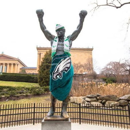 It's the first Monday in February… let's talk jobs; Congrats Philly fans!!