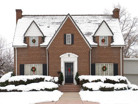 December is here and with it comes higher interest rates… tis the season?