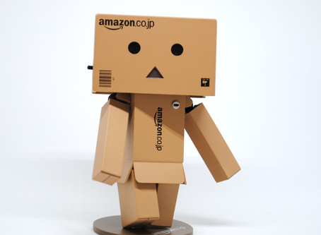 Amazon won't be boxed out of the Mortgage biz...