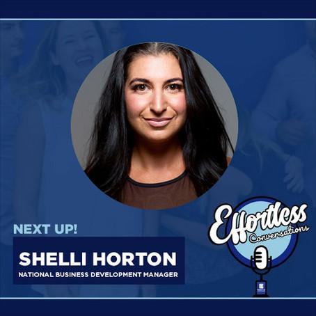 Effortless Conversations - Shelli Horton