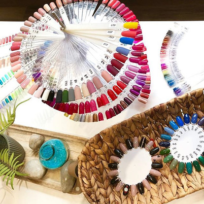 We offer more than 500 colors to choose